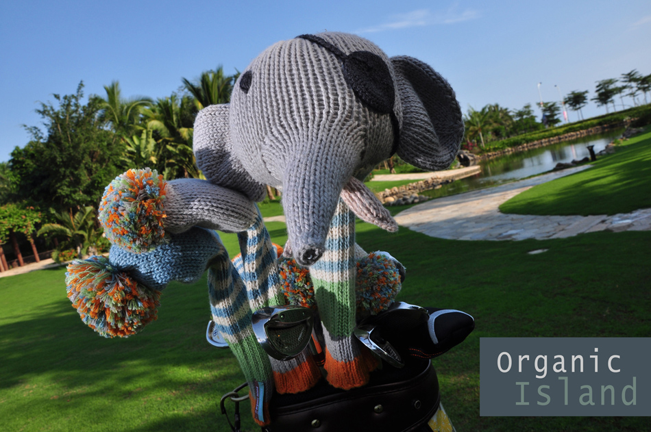 Organic Island Golf